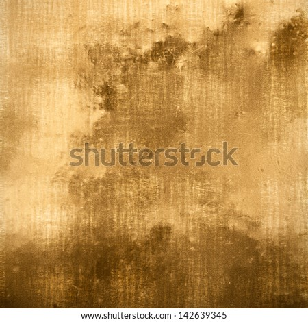 Brown grainy grunge texture or background - stock photo
