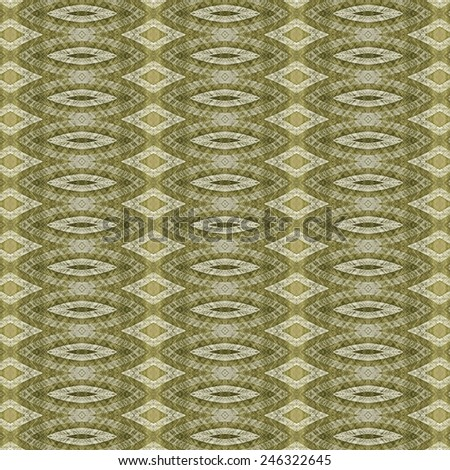brown grunge old textile pattern background  - stock photo