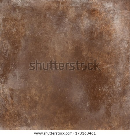 Brown Grungy Distressed Background Texture