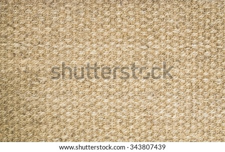 brown hemp carpet,rug  texture background,Ready for product display montage.  - stock photo