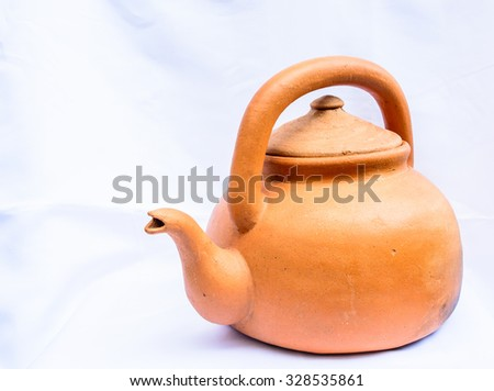 Old clay pot stock photos royalty free images vectors for Things made out of soil