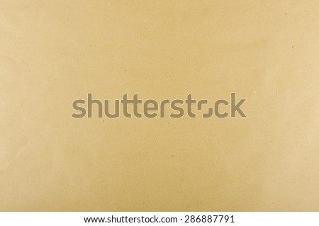 Brown kraft paper abstract surface pattern