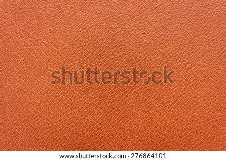 Brown leather textures background