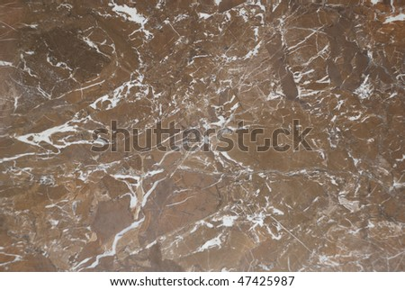 brown marble - stock photo