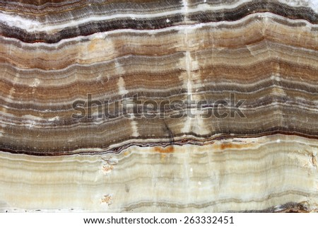 Brown marble background. - stock photo