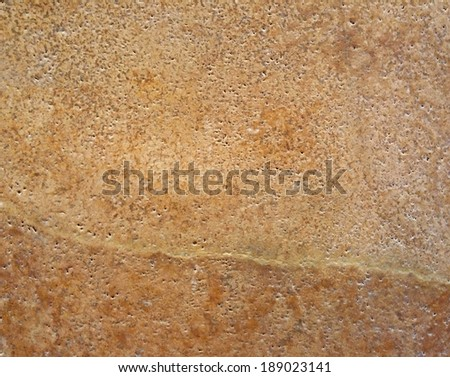 Brown Marble. (High. Res.) - stock photo
