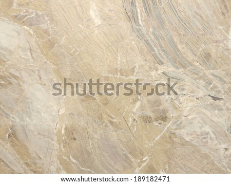 Brown marble. (High Res.) - stock photo