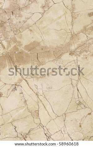 Brown marble texture (high resolution core tissue) - stock photo
