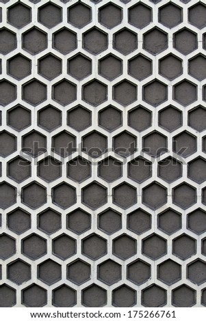 brown mesh wall for background
