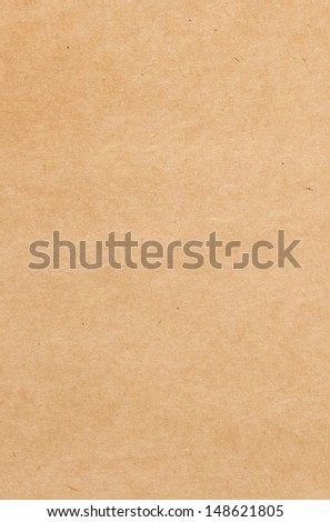 Brown paper texture background - stock photo
