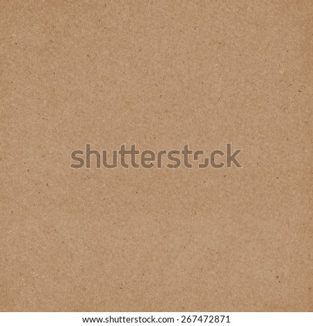 Brown Paper Texture. Background - stock photo