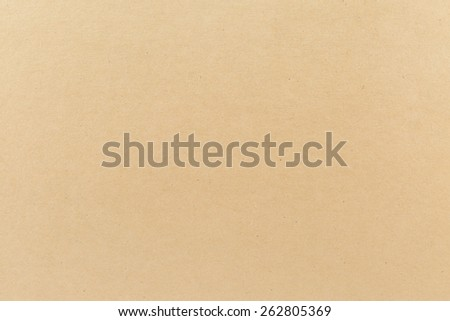 brown paper texture blank background for template - stock photo