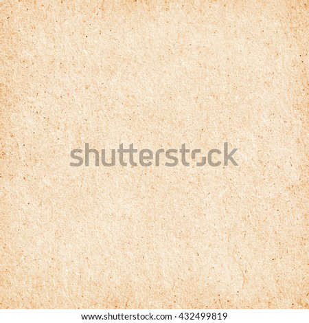 Brown paper texture for artwork , Old paper texture,rough paper surface - stock photo