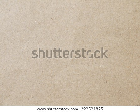 brown paper texture, high detailed with stains - stock photo