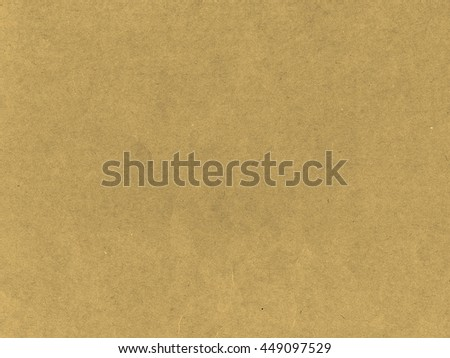 Brown paper texture useful as a background vintage sepia
