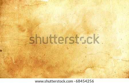 brown paper textures - perfect background with space - stock photo