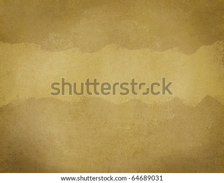 brown parchment background with soft lighter color stripe for copy space