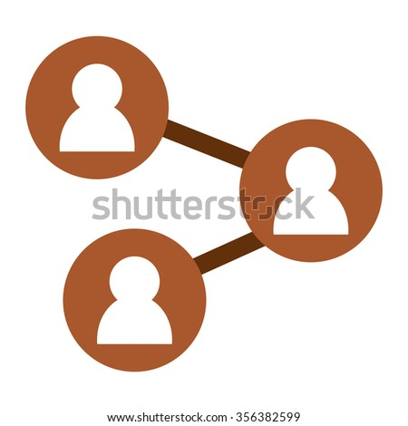 People Connection Symbol