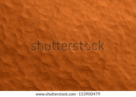 Brown Plasticine textured background