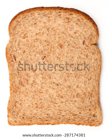 Brown Sliced Bread