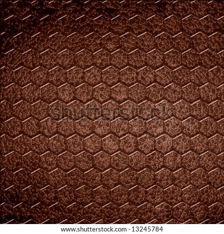 brown snake skin with some spots on it