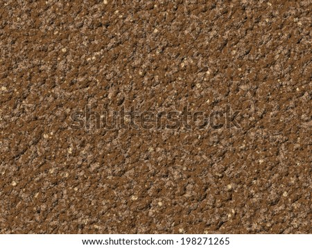 Brown plowed soil seamless tileable texture stock photo for Tierra suelo wallpaper