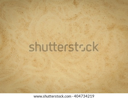 Brown stained background