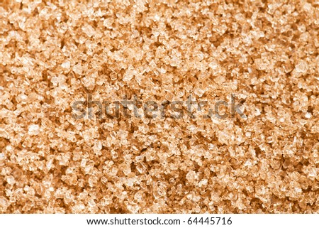 brown sugar background