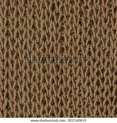 brown  textile texture closeup as background