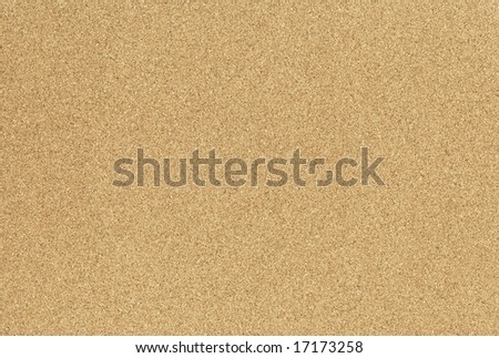 Brown textured paper - stock photo