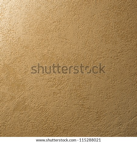 brown Wall Texture - stock photo