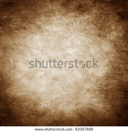 brown wall texture used as background - stock photo