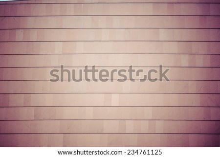 brown wall tiles background - stock photo