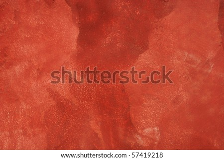 brown watercolor with blurred effect - stock photo