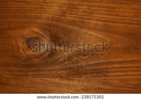 Brown wood background - stock photo