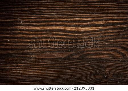 Brown Wood Background./ Brown Wood Background. - stock photo
