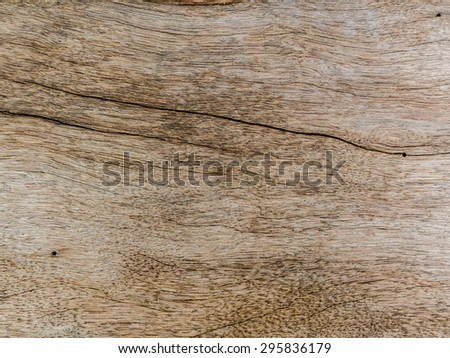 Brown wood plank wall texture background, Wood board table - stock photo