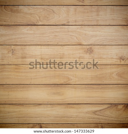 Brown wood texture background - stock photo