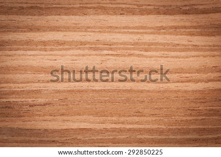 brown wood veneer for texture and background