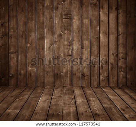 brown wooden laminate as a background