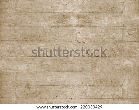 Brown wooden planks - stock photo