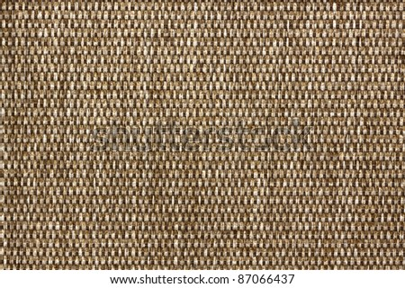 Brown woven background