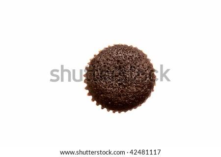 brownie - stock photo