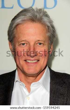 """Bruce Boxleitner at the """"Dallas Buyers Club"""" Los Angeles Premiere, Academy of Motion Picture Arts and Sciences, Beverly Hills, CA 10-17-13 - stock photo"""