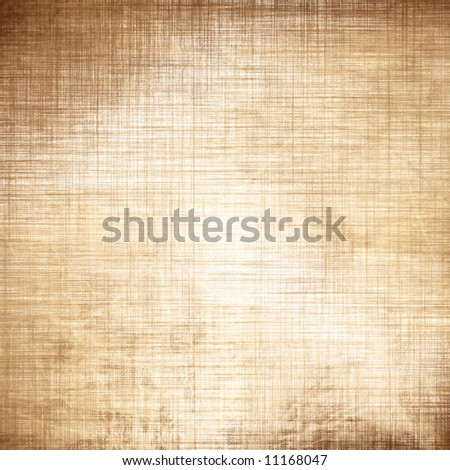 Brushed copper metal plate with scratches - stock photo