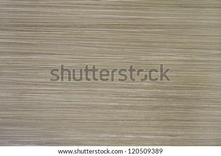 Brushed floor tile, natural color - stock photo