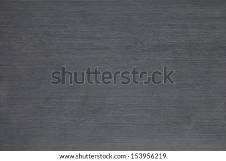 Brushed metal texture photo black background. aluminum dark texture.  - stock photo