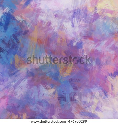Brushed Painted Abstract Background