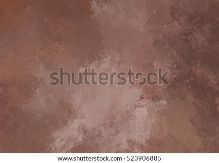 Brushed Painted Abstract Background. Brush strokes painting.
