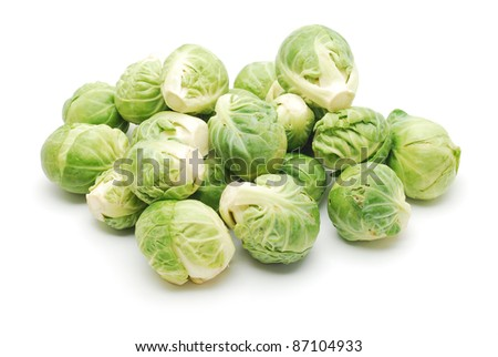 Brussels cabbage sprouts